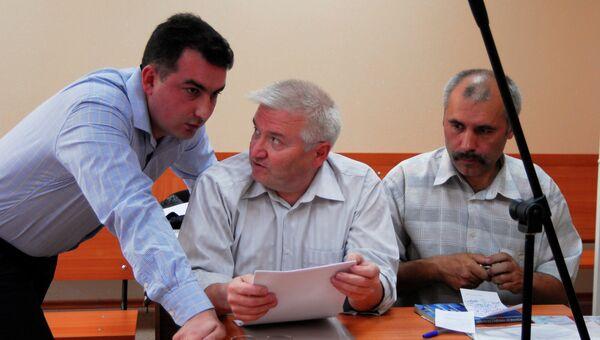 Бывший первый заместитель мэра Бердска Владимир Мухамедов в суде
