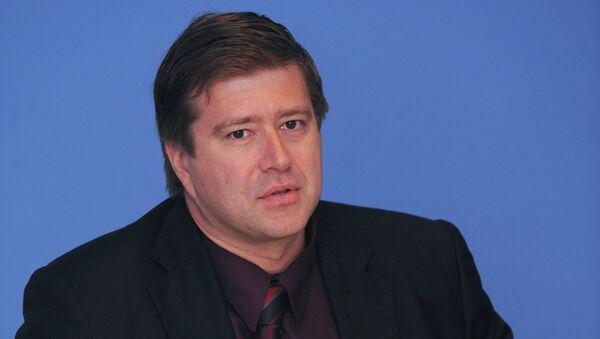 Министр юстиции РФ Александр Коновалов. Архив