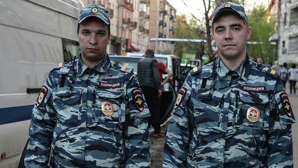 Сотрудники полиции, задержавшие Олега Топалова