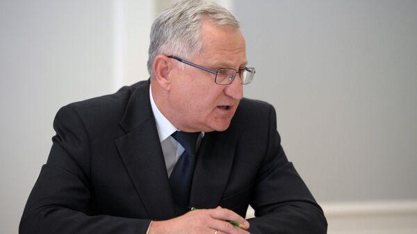 Первый заместитель секретаря Совета безопасности России Юрий Аверьянов