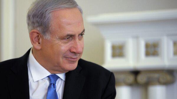 Премьер-министр Израиля Биньямин Нетаньяху, архивное фото