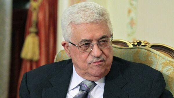 Махмуд Аббас. Архивное фото