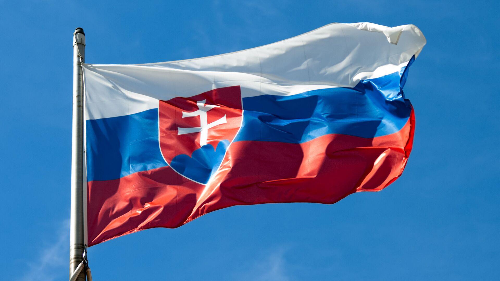 Флаг Словакии - РИА Новости, 1920, 22.04.2021