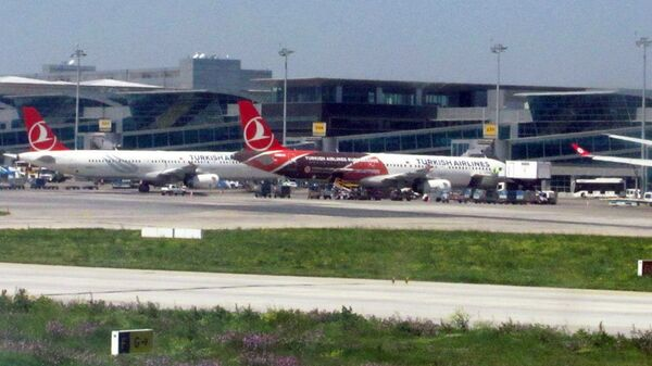 Самолеты авиакомпании Turkish Airlines. Архивное фото