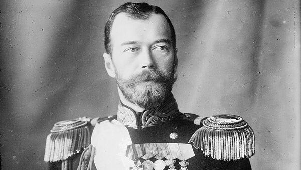 Император Николай II, архивное фото