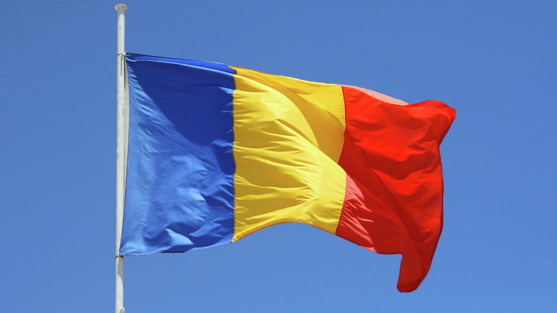Флаг Румынии - РИА Новости, 1920, 26.04.2021