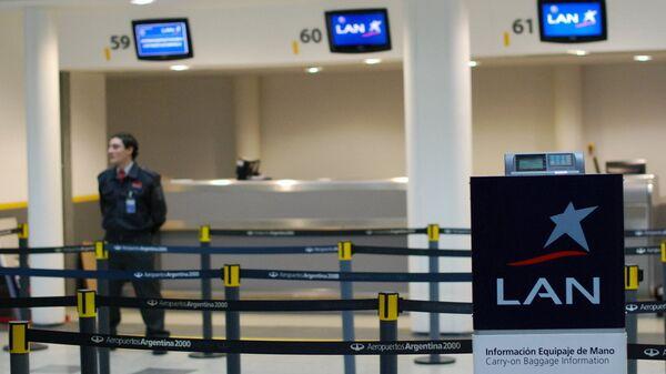 Отмена рейсов в аэропорту Буэнос-Айреса