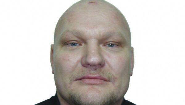 Владимир Авдеев, сбежавший из ИК №19 под Иркутском