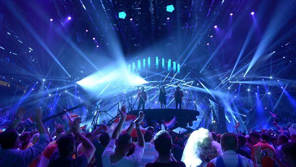 Финал 58-го международного конкурса песни Евровидение-2013 в шведском Мальме