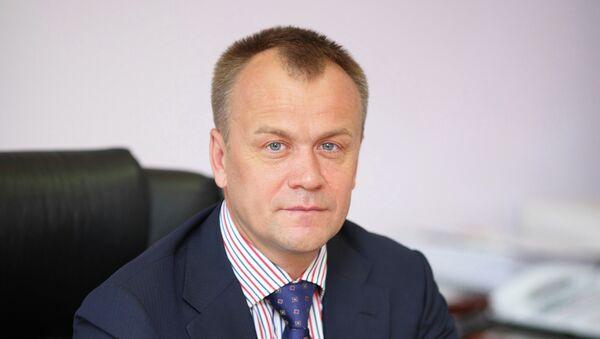 Губернатор Приангарья Сергей Ерощенко