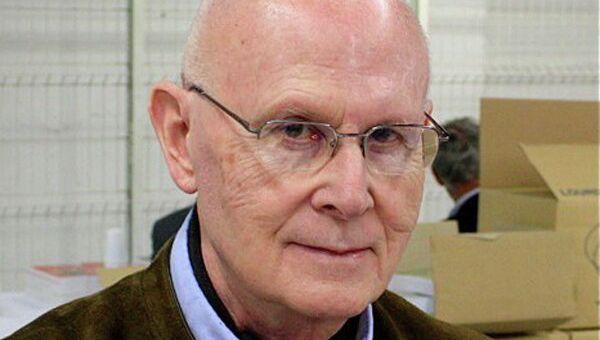 Французский писатель, историк и публицист Доминик Веннер
