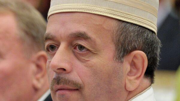 Уполномоченный по правам человека в Чеченской Республике Нурди Нухажиев