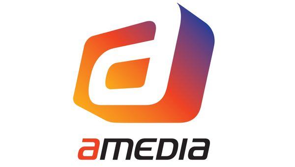 Логотип кинокомпании Амедиа