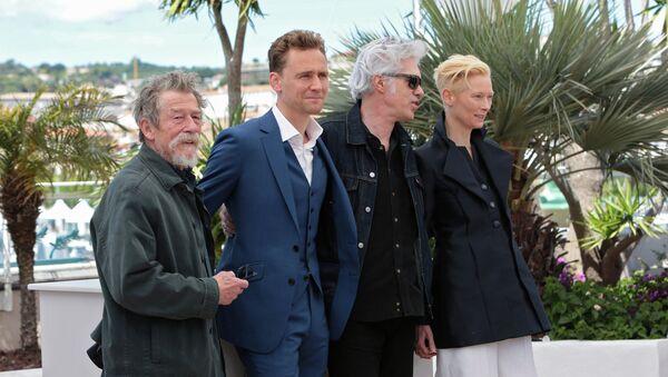 Команда фильма Выживут только любовники на 66-м Каннском кинофестивале