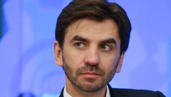 Михаил Абызов. Архивное фото