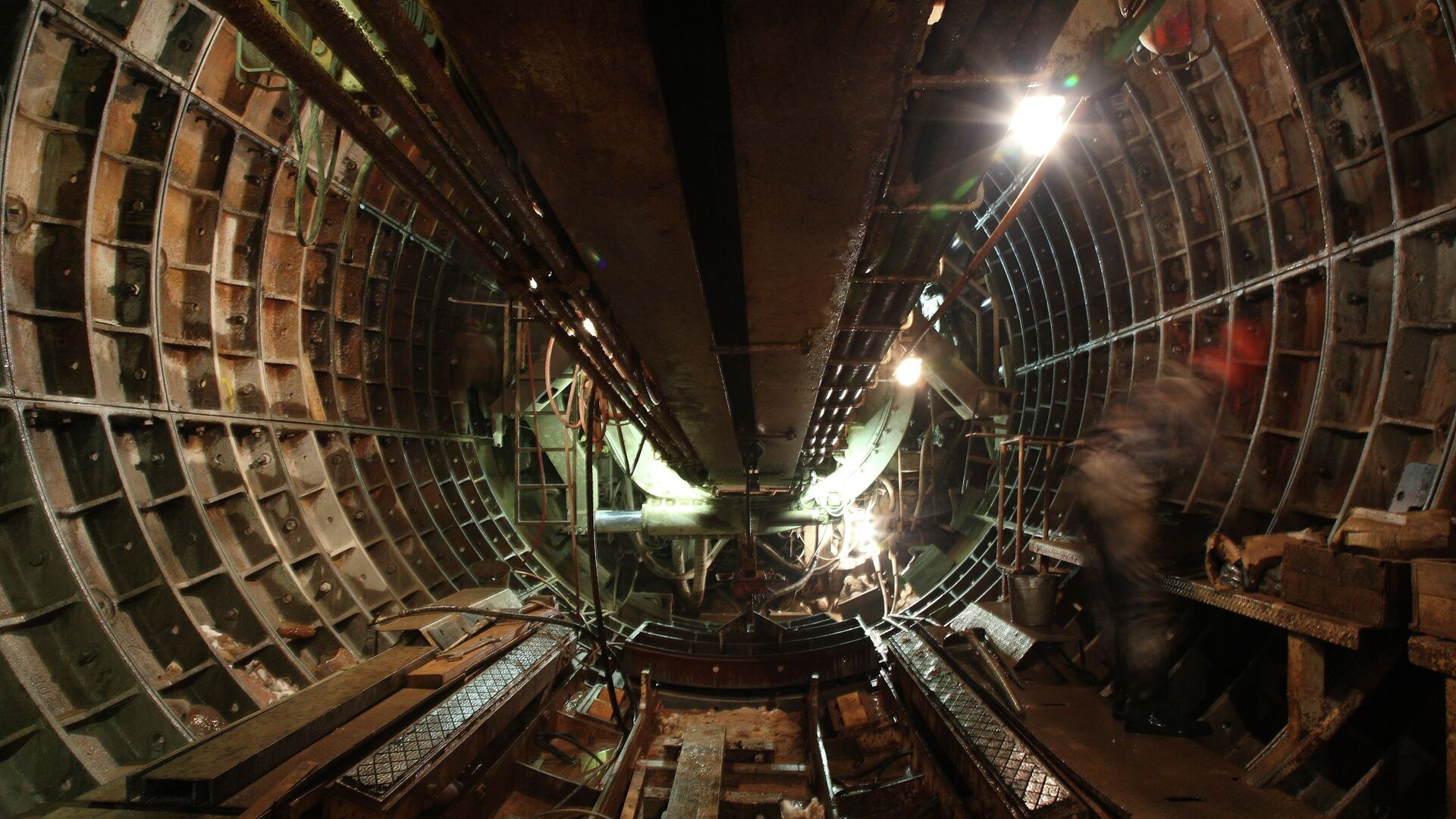 Строители красноярского метро готовы сдать первую ветку через 4-5 лет - РИА Новости, 1920, 27.07.2021