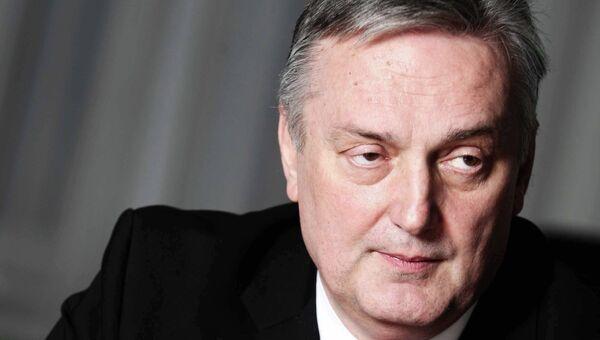 Глава МИД Боснии и Герцеговины Златко Лагумджия