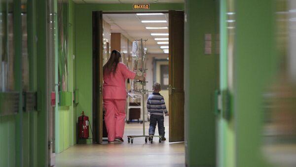 Работа онкологического отделения