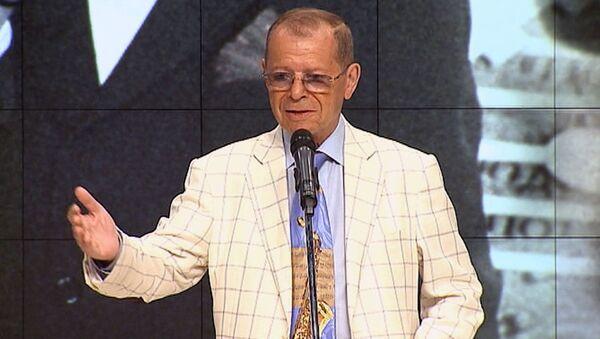 Аркадий Арканов о сатире, возрасте, отношении к жизни и 80-летии