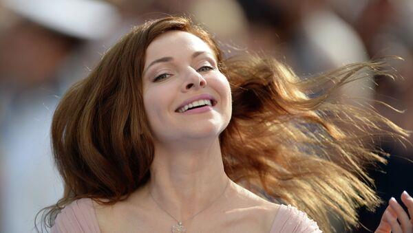 Актриса Екатерина Гусева. Архивное фото
