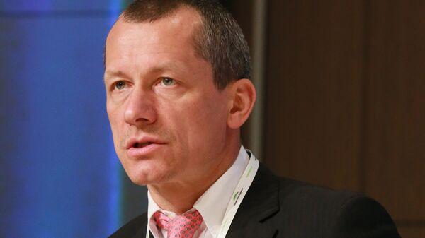 Заммэра Москвы по вопросам экономической политики Андрей Шаронов