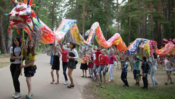 Международный фестиваль новой культуры Арт-Овраг - 2013. Город-сад
