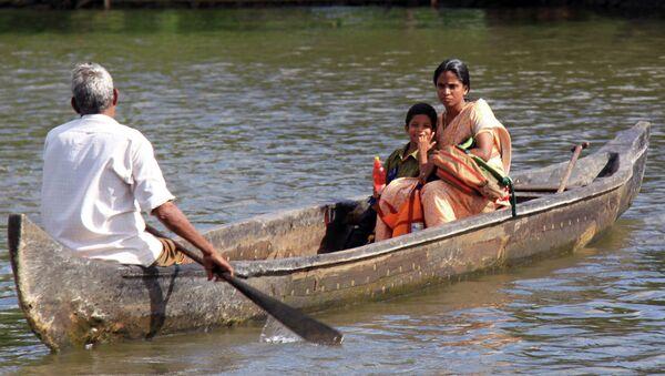 Жители Керала, Индия