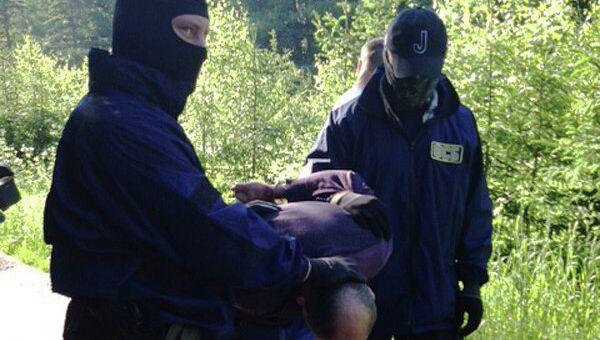Задержание Давлетбаева сотрудниками ФСБ