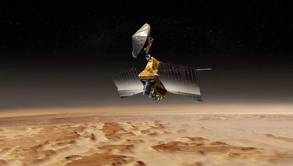 Зонд Mars Reconnaissance Orbiter (MRO)