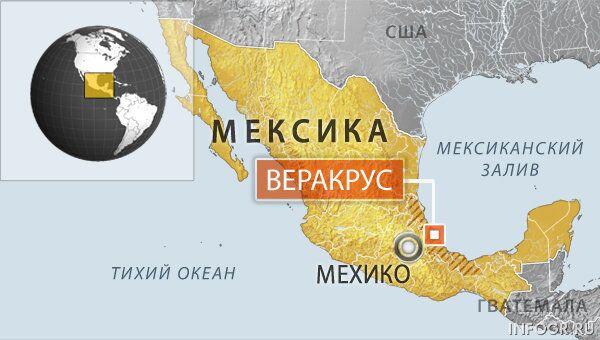 Штат Веракрус, Мексика