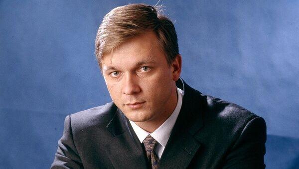 Дмитрий Саблин, архивное фото