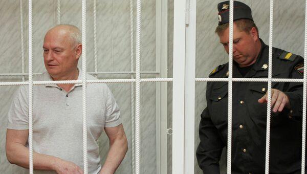Слушание по делу бывшего сити-менеджера Ставрополя И. Бестужего. Архивное фото