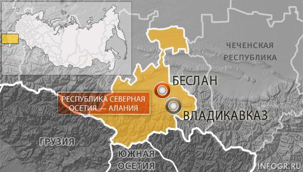 Северная Осетия, Алания