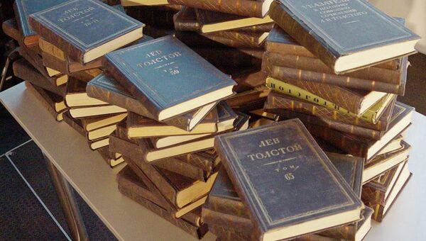 Проект Весь Толстой в один клик