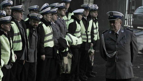 Кадр из фильма Дорожный патруль