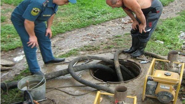 Нарушение холодного водоснабжения в Темрюкском районе Краснодарского края