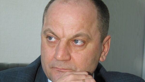Бывший управляющий дочерней компании ЮКОСа ОАО Томскнефть ВНК Сергей Шимкевич