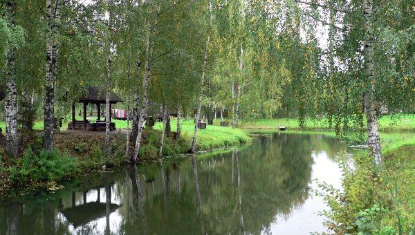 Костромской архитектурно-этнографический и ландшафтный музей-заповедник Костромская слобода