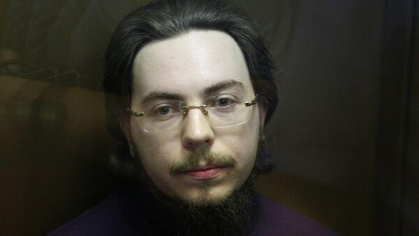 Иеромонах Илия (Павел Семин), виновный в совершении ДТП. Архив