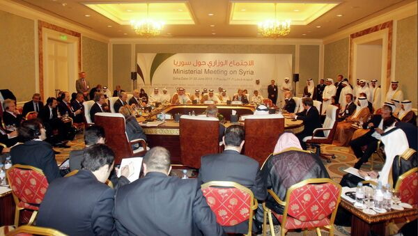 Встреча Друзей Сирии в Катаре