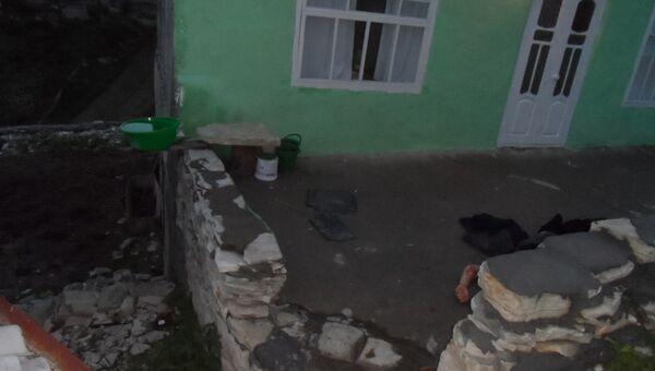 Нападение на семью имама в Дагестане