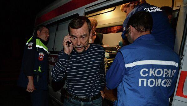 Исполнительный директор движения За права человека Лев Пономарев