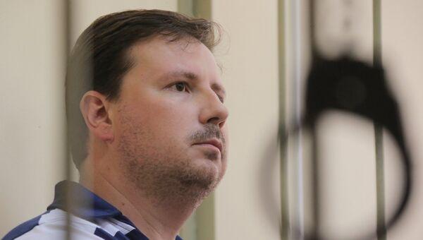 Рассмотрение ходатайства об аресте режиссера Дениса Алексеева. Архивное фото