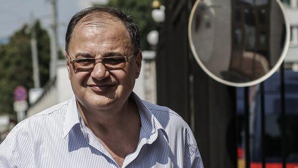 Один из авторов общественной экспертизы по второму делу против бывших руководителей ЮКОСа Михаил Субботин