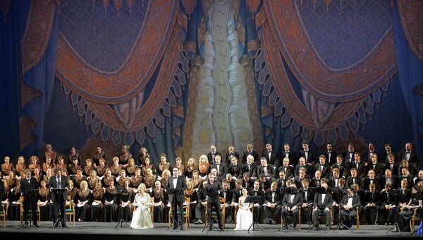 Мировая премьера оперы Левша Родиона Щедрина прошла в Мариинке-2