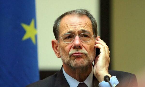 Верховный представитель ЕС по внешней политике и безопасности Хавьер Солана