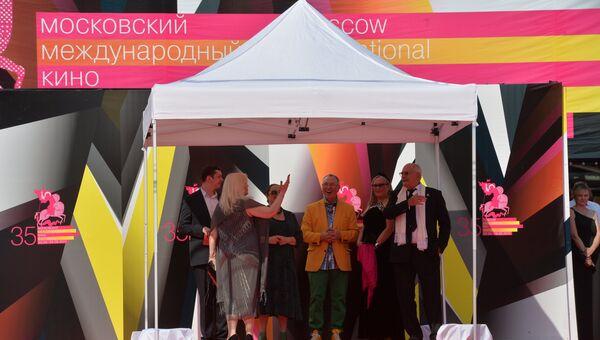 Московский Международный Кинофестиваль. Церемония закрытия