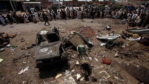 Теракт в Пешаваре, Пакистан