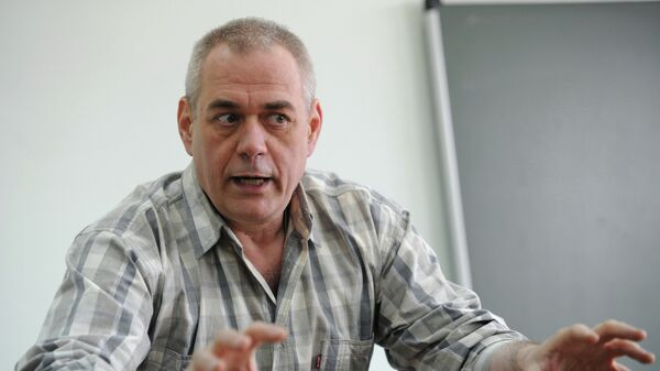 Журналист Сергей Доренко. Архивное фото