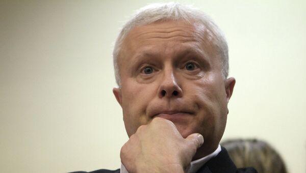 Оглашение приговора по делу банкира А. Лебедева. Архивное фото